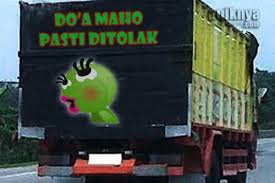 toyotamakassar.org tulisan belakang truk 9