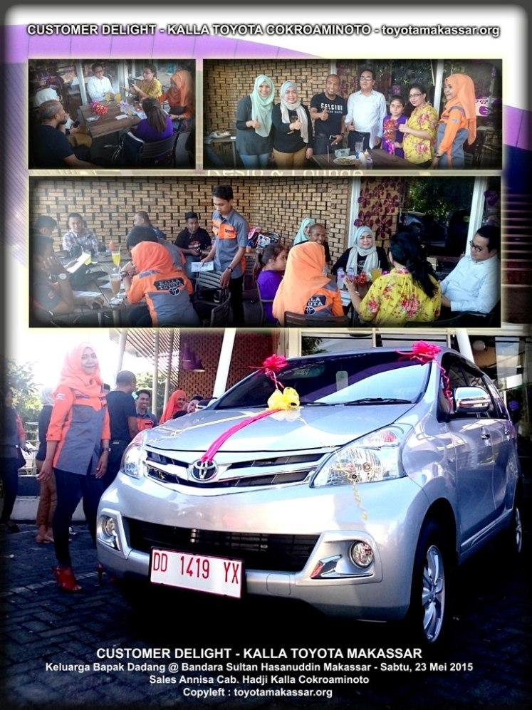 Customer Delight Kalla Toyota Makassar