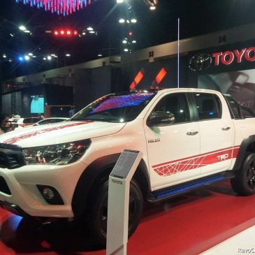 toyota all new hilux double cabin 2015